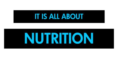 It is all about nutrition at the FitRoom