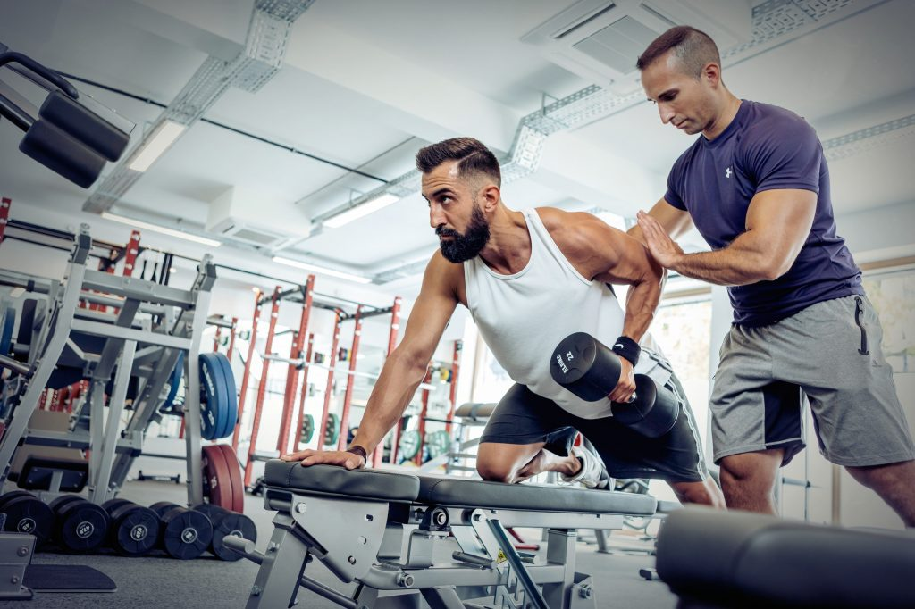 One to One Personal Training at The FitRoom